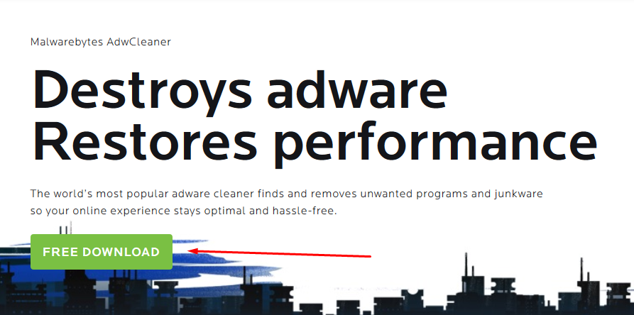 How to Remove Noad Variance TV Adware Virus Using Malwarebytes AdwCleaner