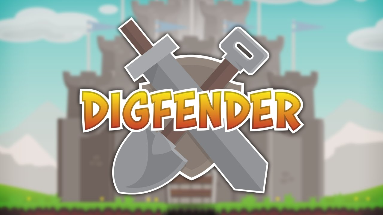 digfender tower defense game