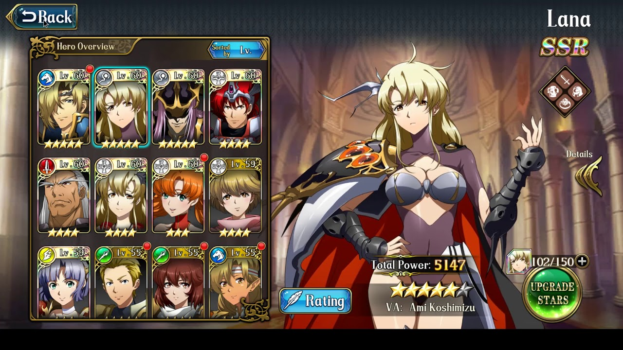langrisser best gatcha game