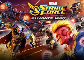 marvel strike force best gatcha game