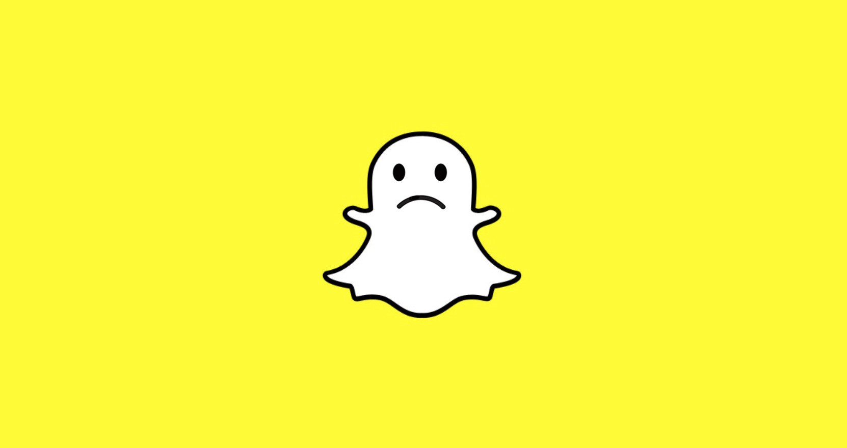 snapchat not working