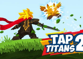 tap titans best idle tap games