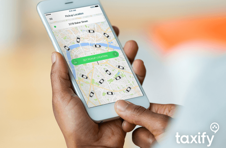 bolt app formerly taxify