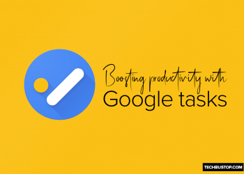 boosting productivity with google tasks