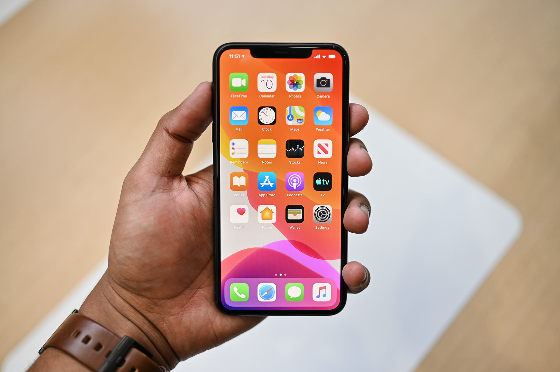 iphone 11 pro display